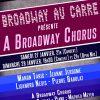 Concert Broadway au Carré