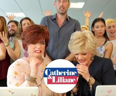 Catherine et Liliane : Maguy