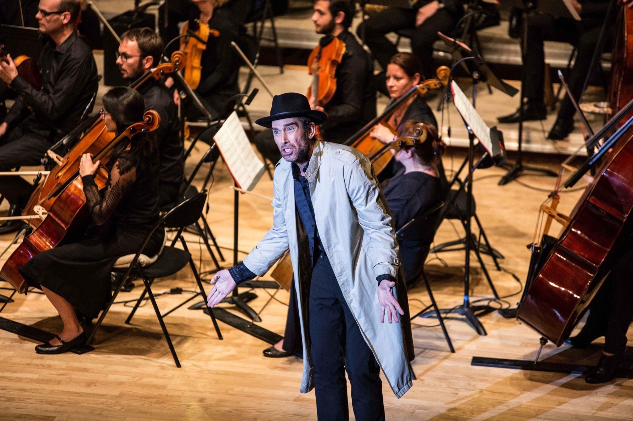 Compositeur est mort-Pierre Babolat-Orchestre Victor Hugo